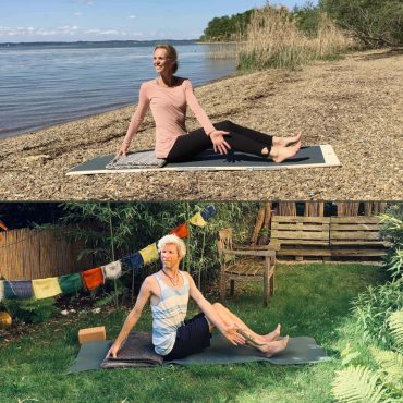 Yoga-Tipp des Tages 15. Mai 2020