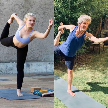 Yoga-Tipp des Tages 18. Mai 2020