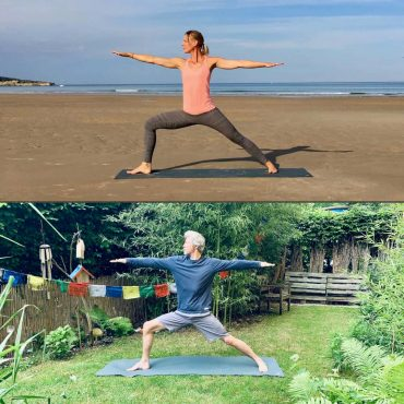 Yoga-Tipp des Tages 22. Mai 2020