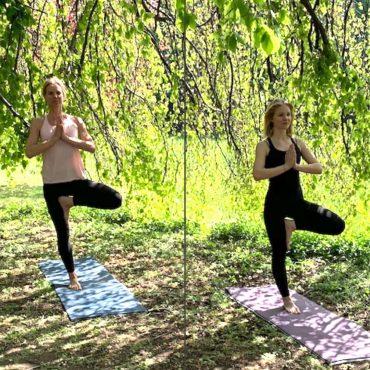 Yoga-Tipp des Tages 28. Mai 2020