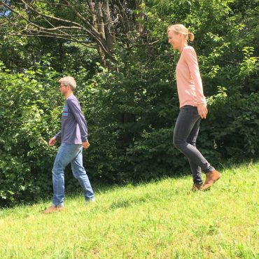 Themenwoche #morgenroutine: Funny Walking
