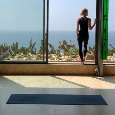 Themenwoche #yogaflow: Sonnengruß advanced