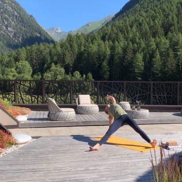 Themenwoche #yogaflow: Good Morning 5