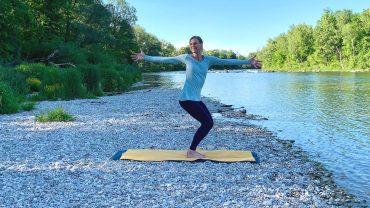 Yoga-Tipp: Windmühl-Asana