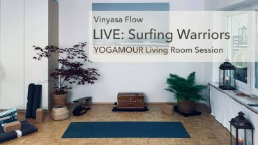 YOGAMOUR goes Live: Living Room Sessions