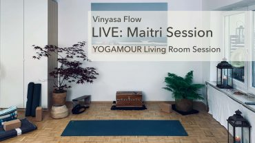 Living Room Session: Maitri Yoga Session