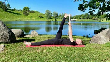 YOGAMOUR 128: Yoga nach dem Sport